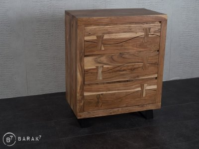 Commode en acacia « Urban Jungle »