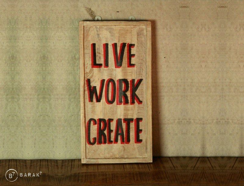 Tableau Live, Work, Create