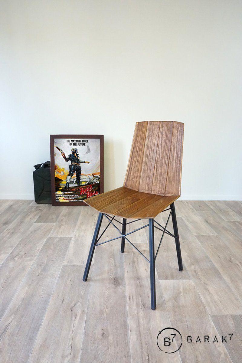 Chaise industrielle STUDIO