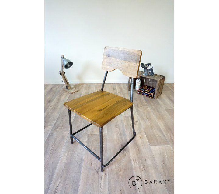 Chaise industrielle exotique Canggu