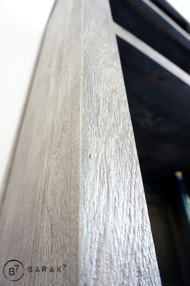 Armoire bois et métal design 19