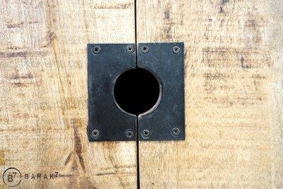 Meuble TV boit métal Babs