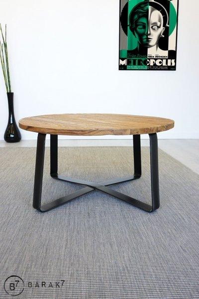 Table d'appoint industrielle exotique GAND