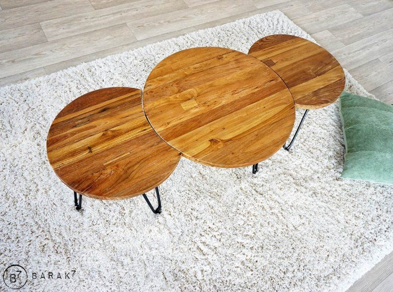 Table basse Half Moon