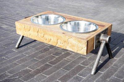Gamelle design pour chien CHIC