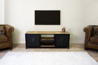 Meuble TV industriel TEXAS