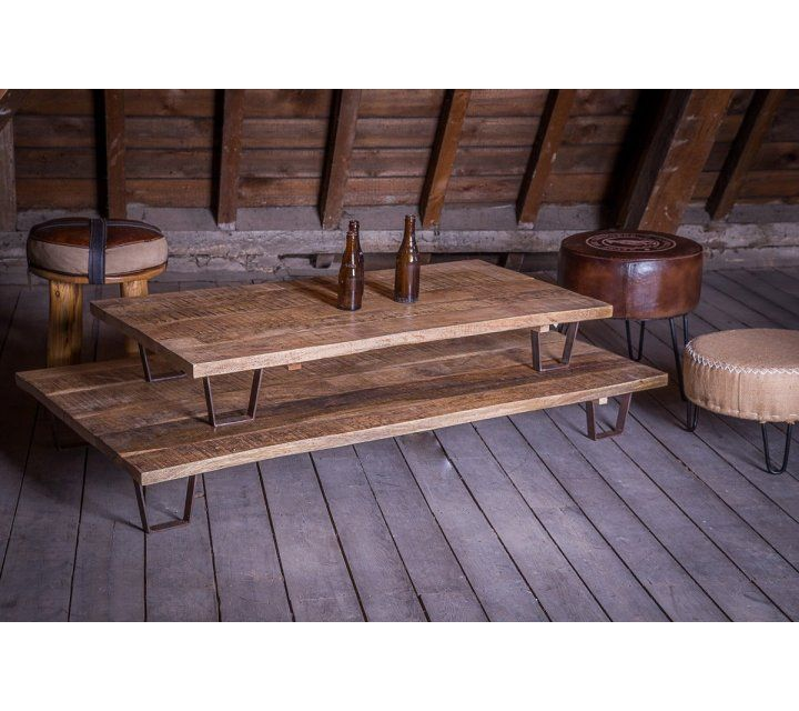 Table basse Zen 120x60