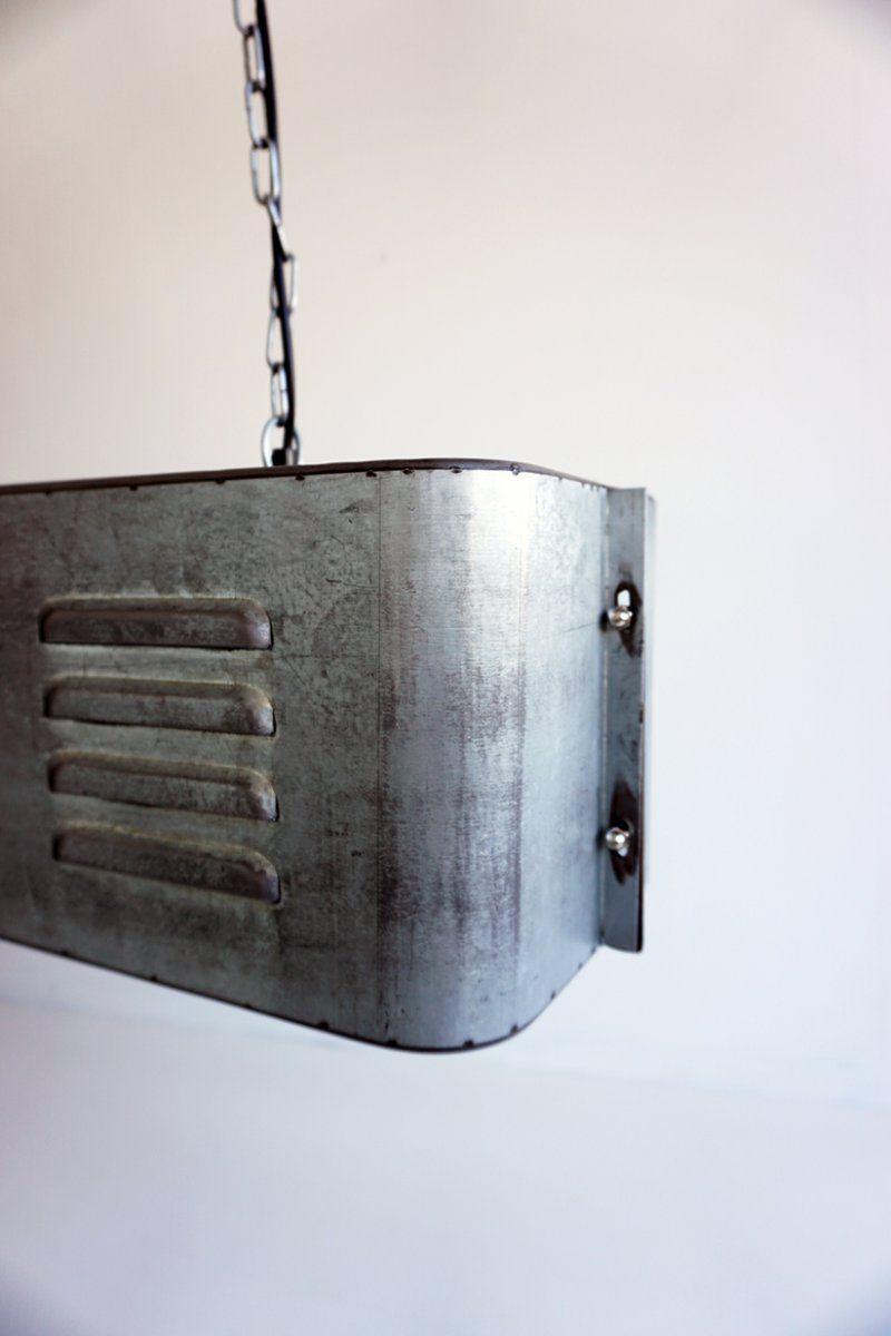 Luminaire industriel suspendu - Gantt