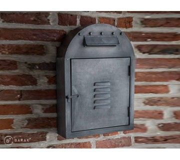 Boîte à lettres industrielle