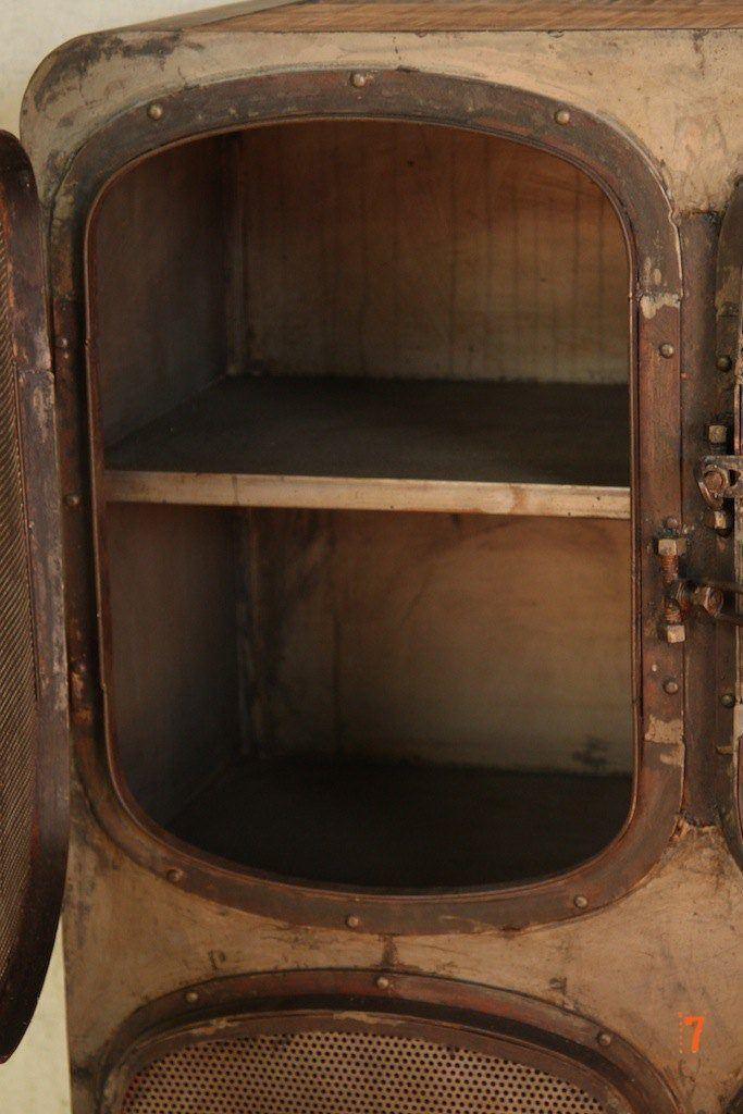 Boat industrial cupboard