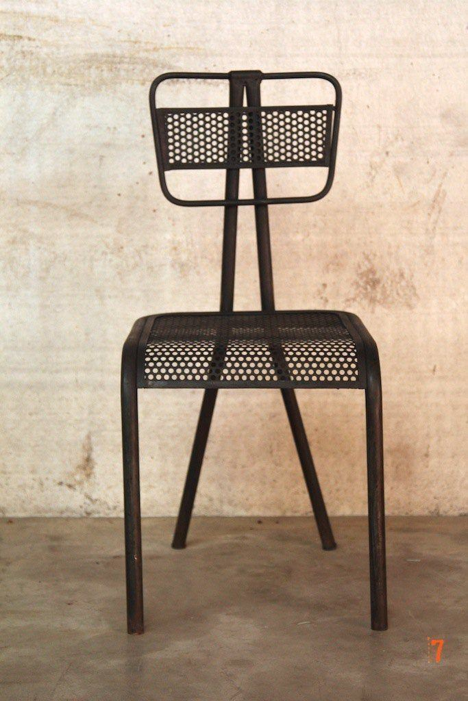 Designer industrial chair