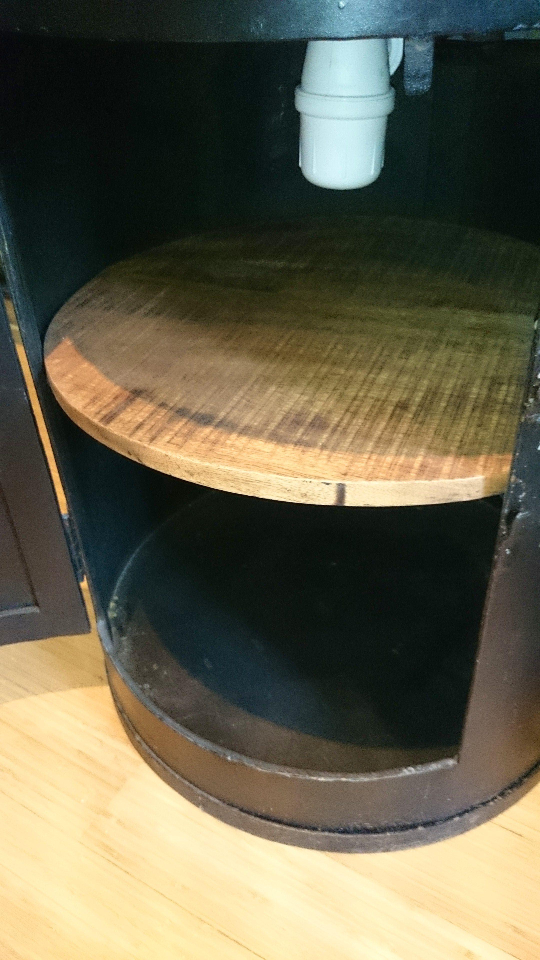 Industrial basin furniture