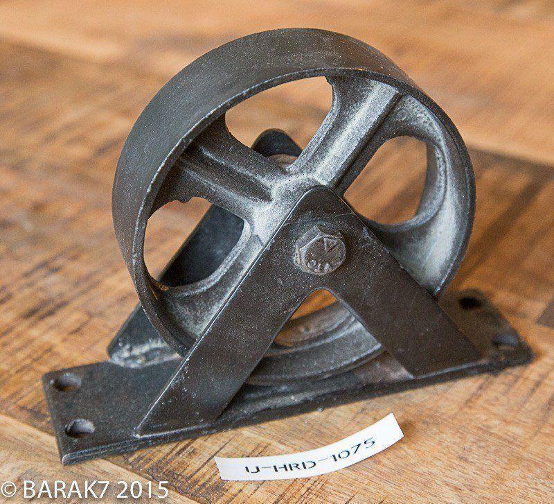 Quincaillerie style industriel barak7 - Mini roulette pour meuble ...