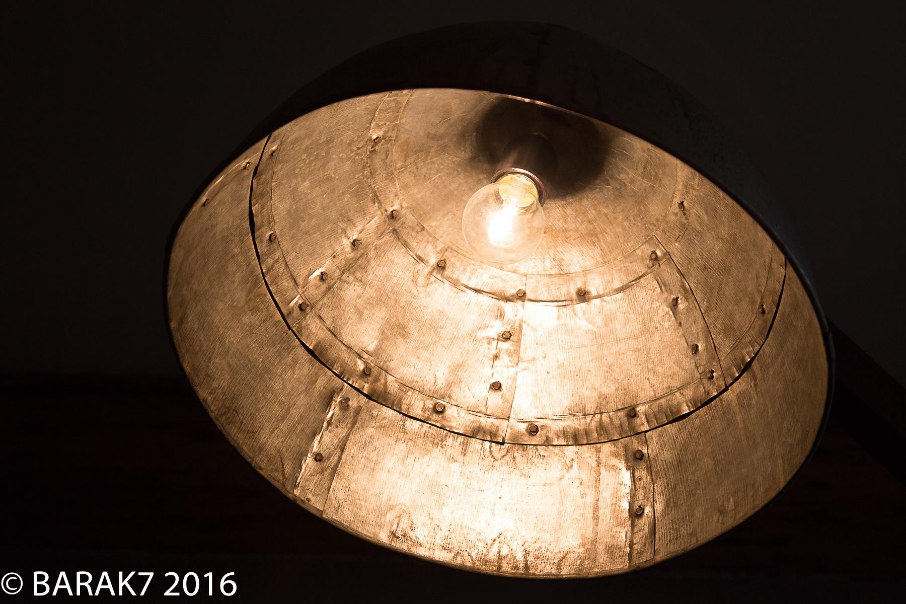 Lampe industrielle sur pied Acrobat