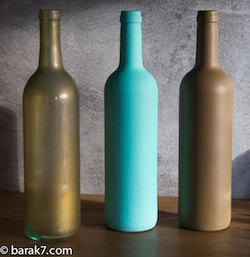 Label bottle