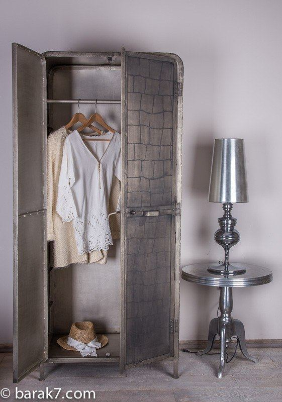 "Industrial wardrobe ""Jungle"""