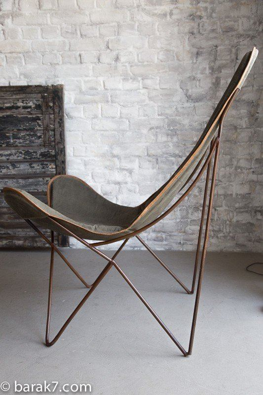 "Industrial chair ""Relax"""