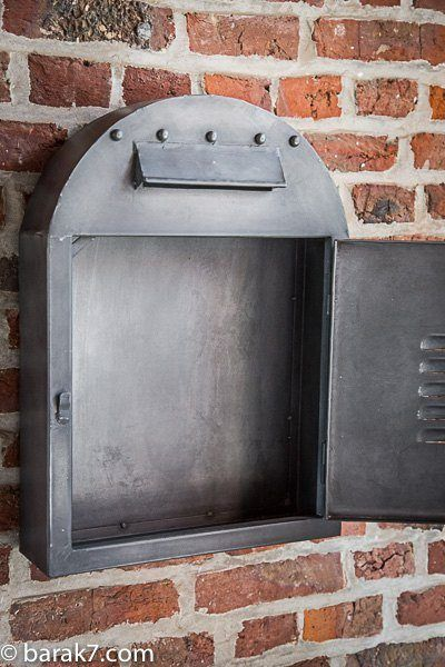 Industrial mailbox