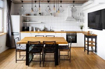Quelques astuces pour bien aménager une cuisine au style industriel