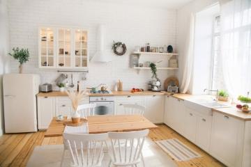 Apporter de la modernité à la cuisine avec le style scandinave