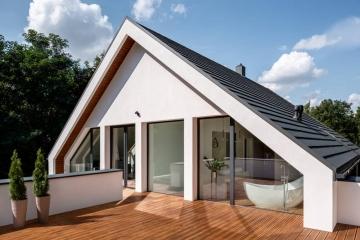 Comment sublimer les murs de la terrasse ?