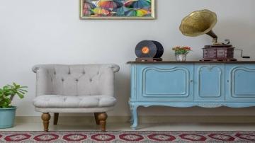 Déco vintage : donnez de la place aux disques vinyle !