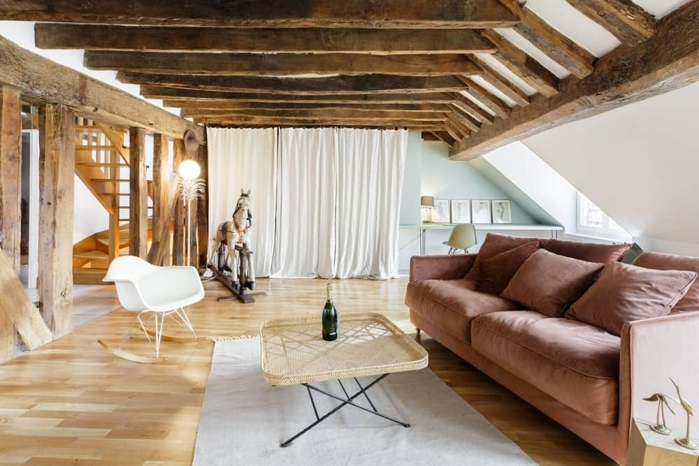 Est-il possible d'avoir une décoration cosy dans un loft ?