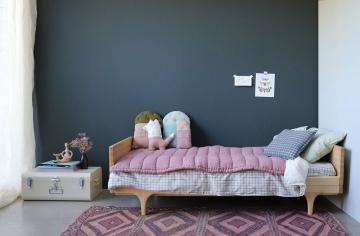 Idée déco : Les motifs adaptés à une chambre d'enfant rétro