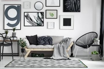 Le mobilier vintage et scandinave, les types de matériaux utilisés et le design des pièces