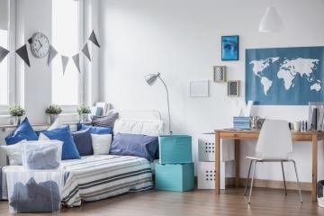 Le style cosy pour personnaliser une chambre d'enfant