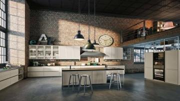 Le style vintage peut aussi convenir à votre cuisine