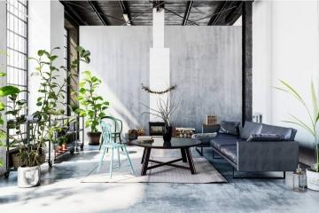 Les mobiliers et les accessoires parfaits pour faire ressortir une déco industrielle
