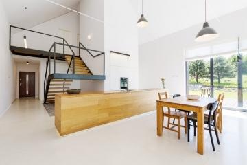 Pour plus d'espace, aménagez une mezzanine