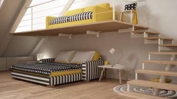 Quel style de déco pour aménager une mezzanine ?