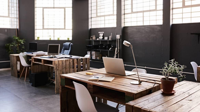 Idées Au Pour Industriel Le Bureau Style Adopter Quelques OmNw0vn8