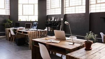Quelques idées pour adopter le style industriel au bureau