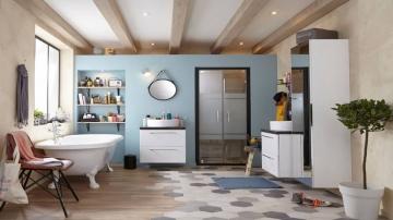 Salle de bains vintage : les éléments qu'il vous faut