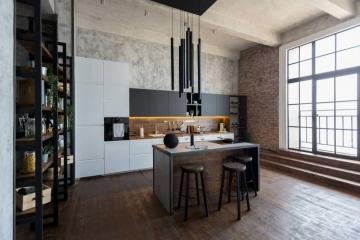 Une cuisine au style industriel : quelles matières et quelles couleurs choisir ?
