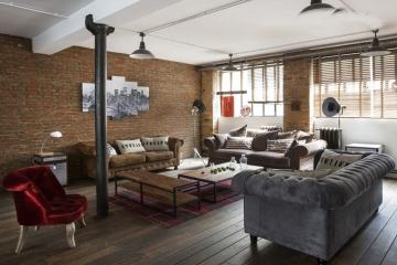 Voulez-vous adopter une déco loft new-yorkais ?